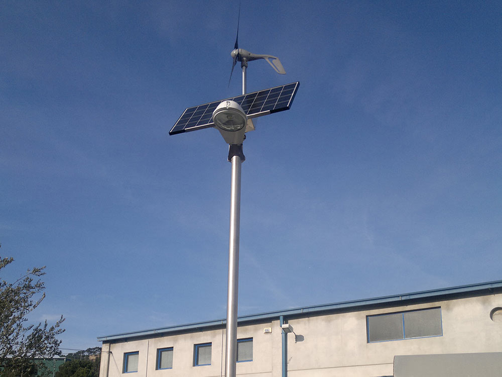 Solar-eòlica