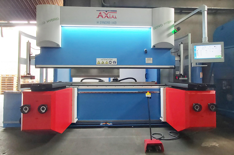 Press braker Axial